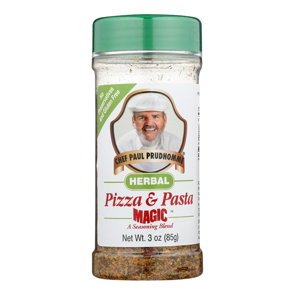 Magic Seasonings Seasonings - Pizza-pasta - Case Of 12 - 3 Oz