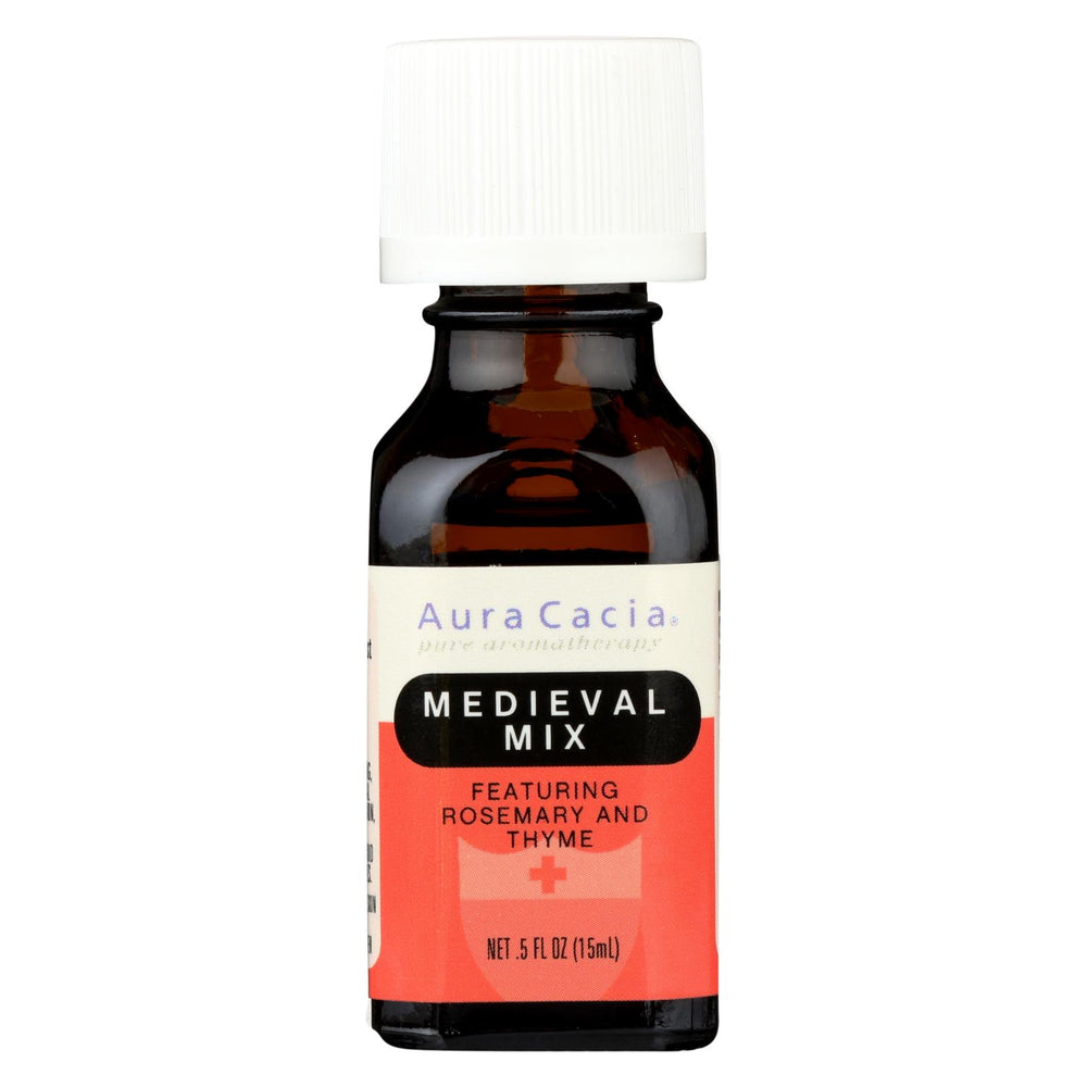 Aura Cacia - Essential Solutions - Medieval Mix - .5 Oz