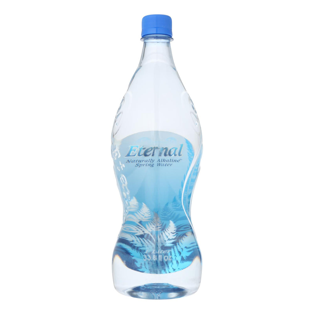 Eternal Naturally Artesian Water - Case Of 12 - 1 Liter