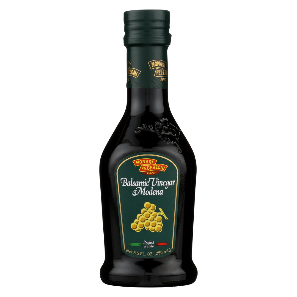 Monari Federzoni Balsamic Vinegar - Case Of 6 - 8.5 Fl Oz