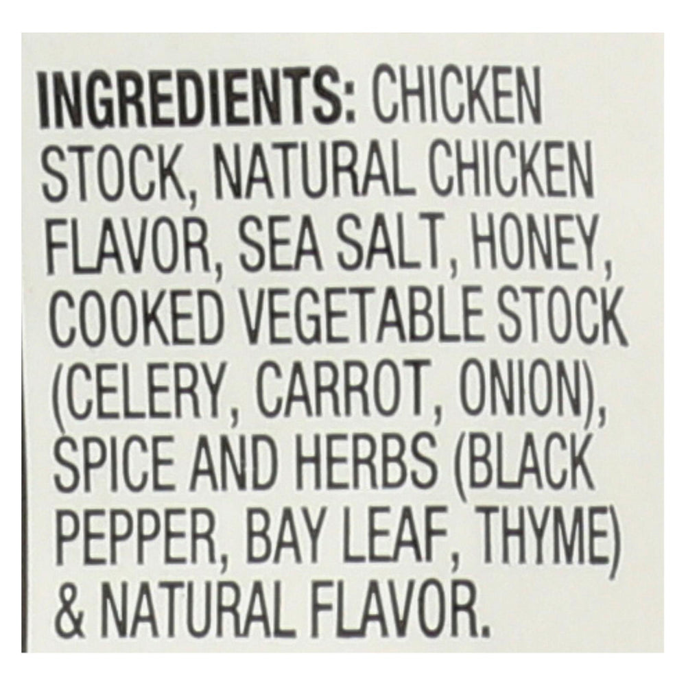 Kitchen Basics Chicken Stock - Case Of 12 - 8.25 Fl Oz.