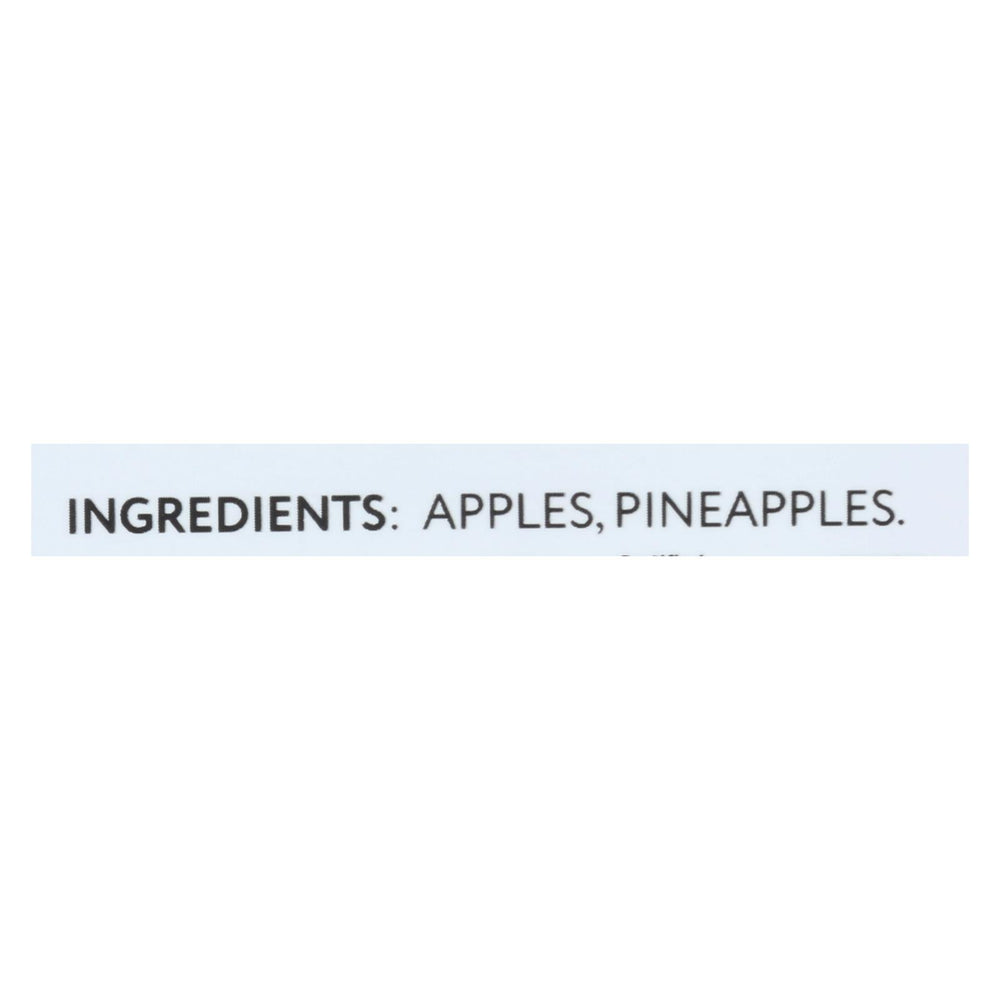 That's It Fruit Bar - Apple And Pinapple - Case Of 12 - 1.2 Oz