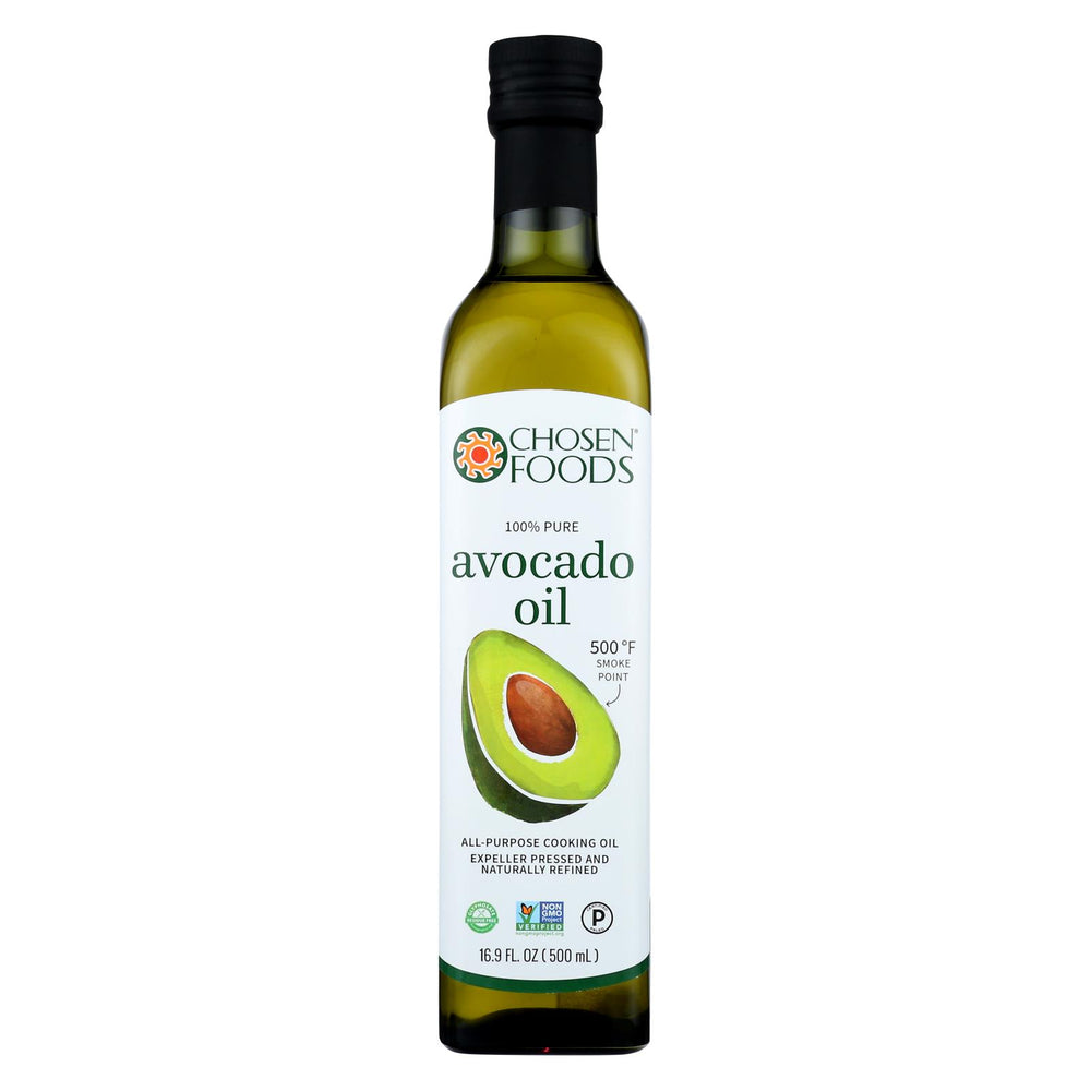 Chosen Foods Avocado Oil - Case Of 6 - 16.9 Fl Oz.