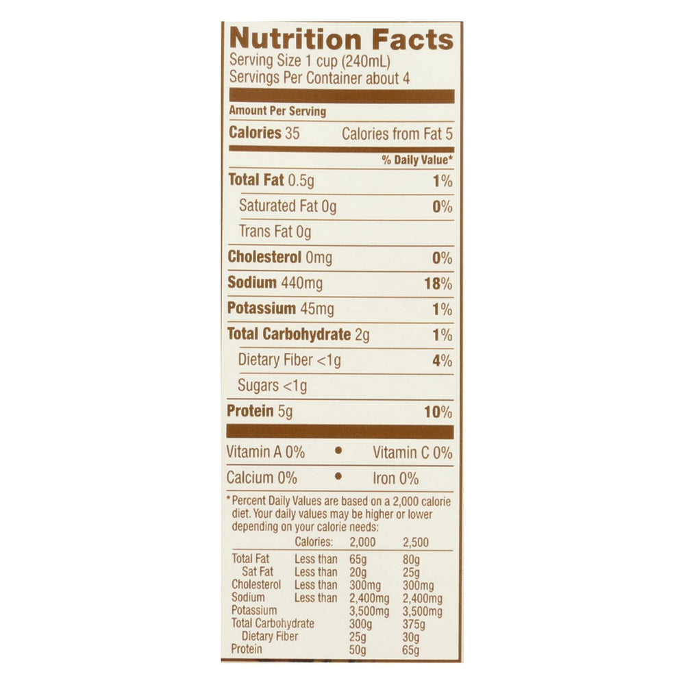 Kitchen Basics Beef Stock - Case Of 12 - 32 Fl Oz.