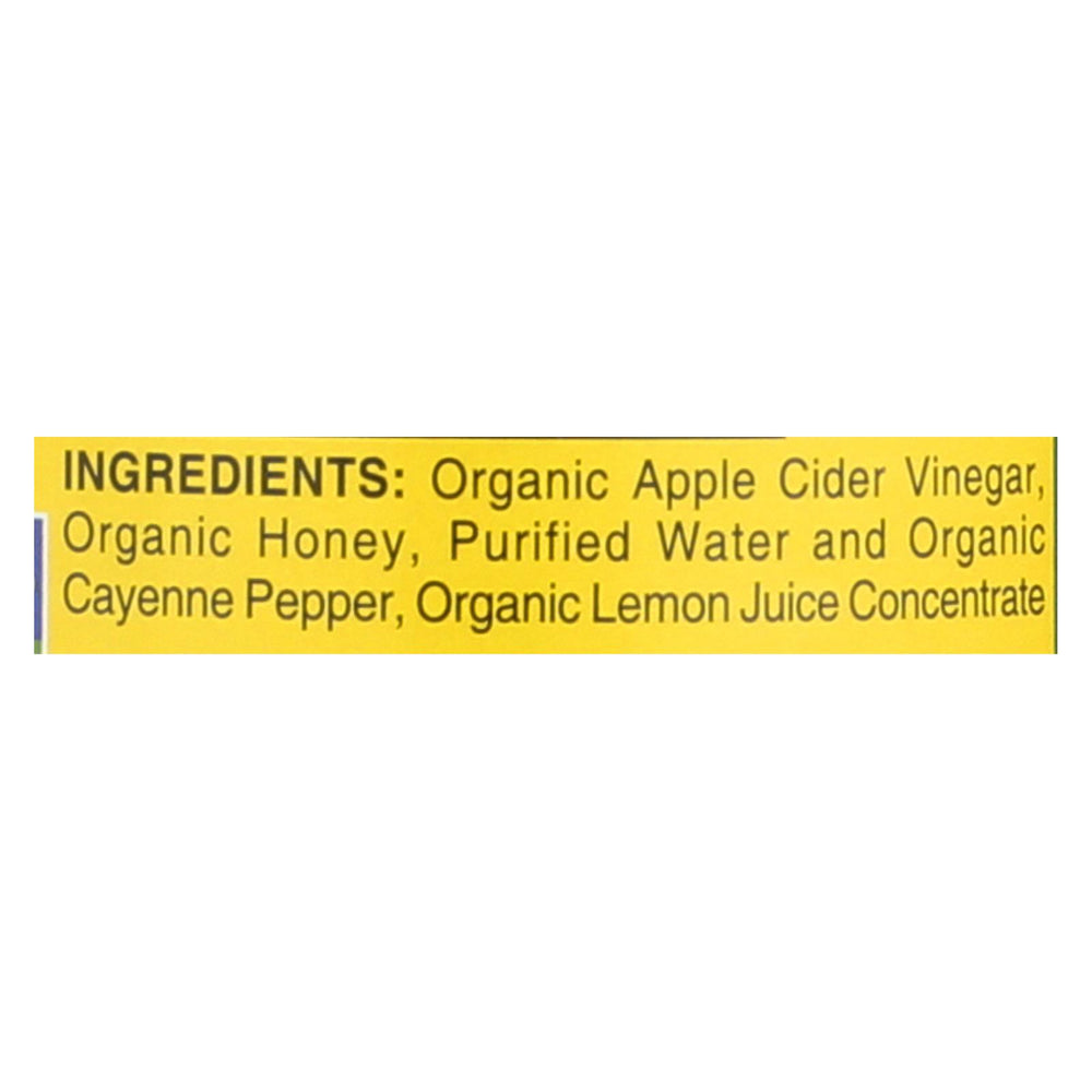 Bragg - Organic Apple Cider Vinegar - Miracle Cleanser Concentrate - Case Of 12 - 32 Fl Oz
