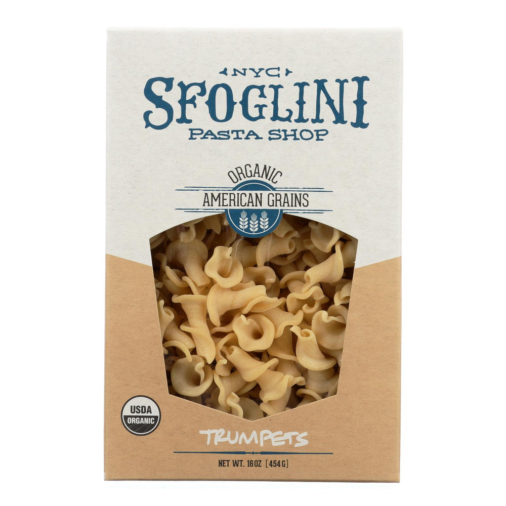 Sfoglini Trumpets - Case Of 6 - 16 Oz.