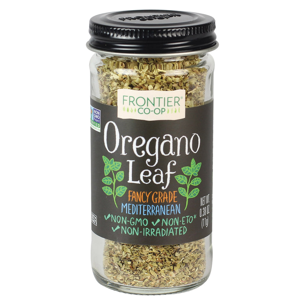 Frontier Natural Products Coop Oregano Leaf - .38 Oz