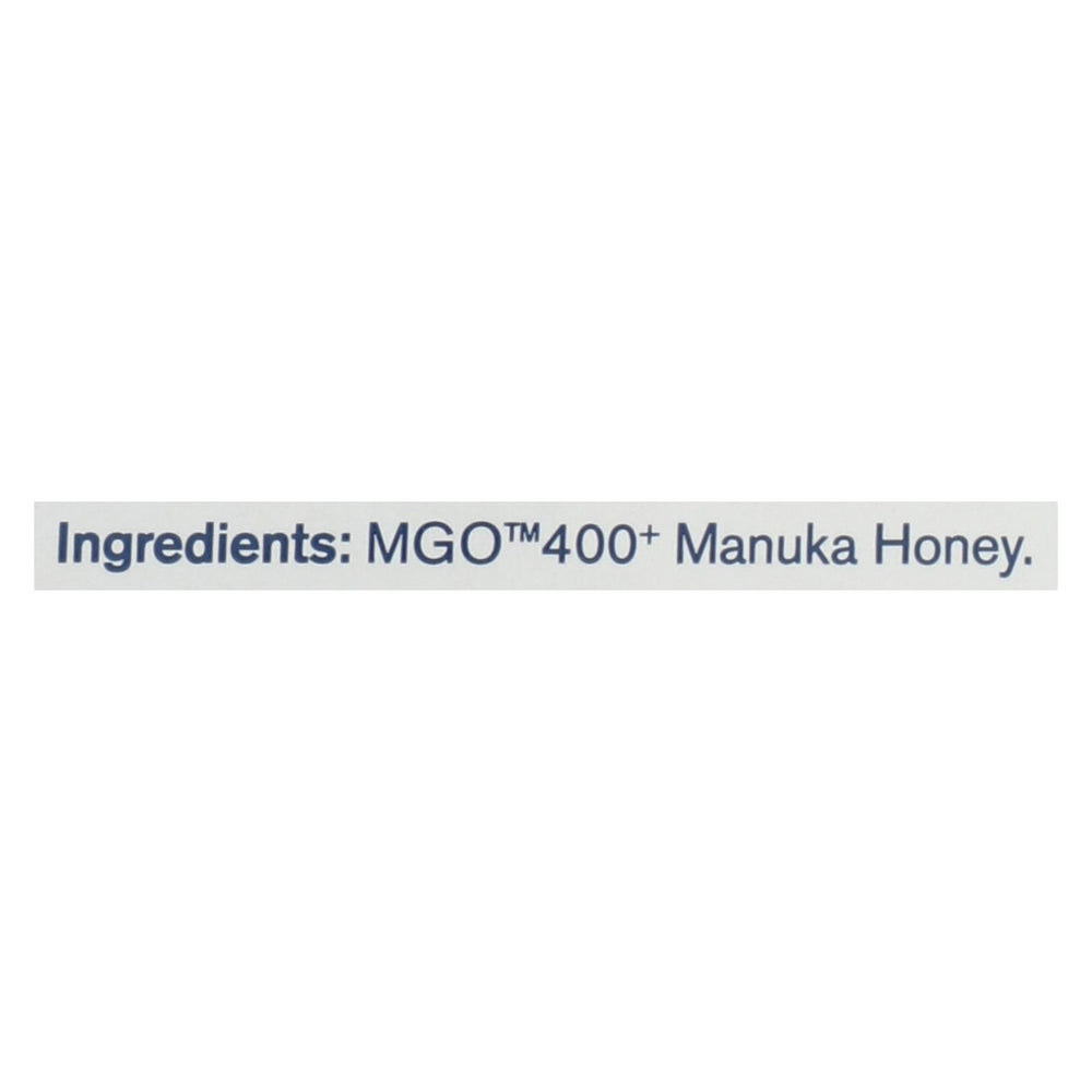 Manuka Health - Mgo 400+ Manuka Honey - 8.8 Oz