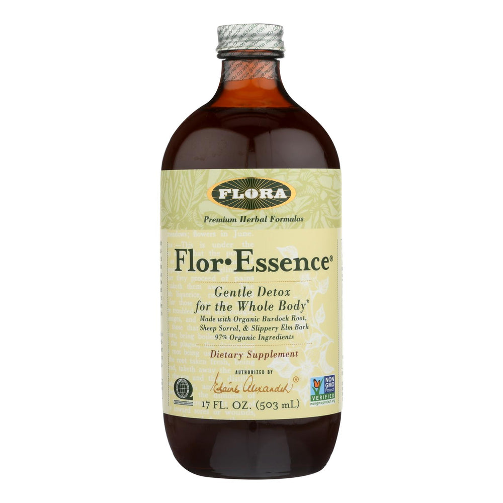 Flora Inc - Detox Og2 Flor Essence - Ea Of 1-17 Fz