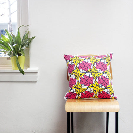 Cushion - Bantu Pink