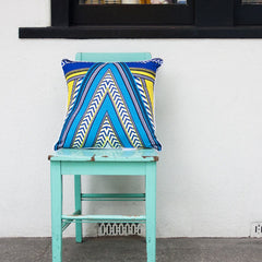 Cushion - Marrakech Blue