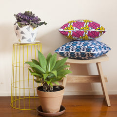 Cushion Cover Set - Bantu & Fanna