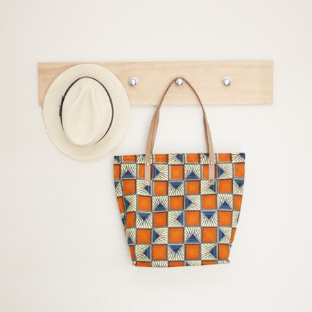 Saffie Tote Bag - Mabinty