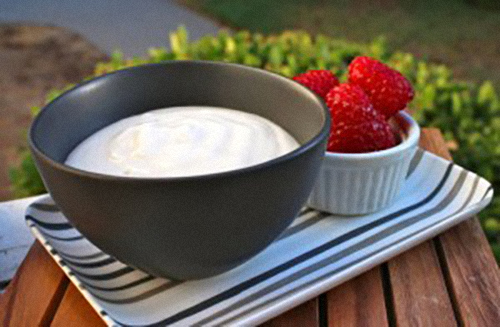 Coconut-Cashew Yogurt Recipe