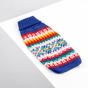 Fire & Ice Dog Sweater