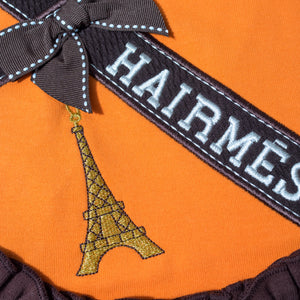 Hairmes Paris Ruffle Dog Dress