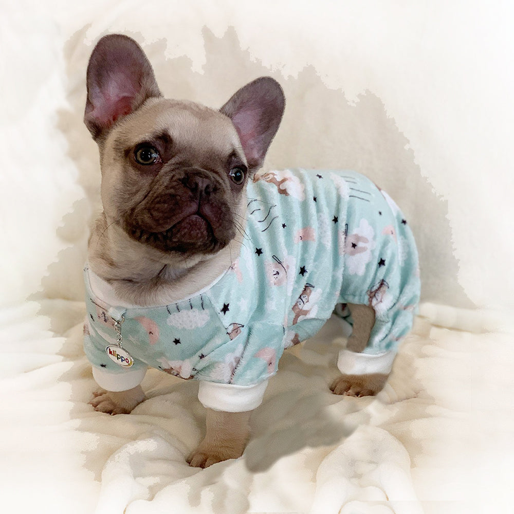 Bedtime Bears Ultra Soft Plush Dog Pajama