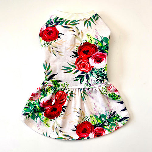 Belle Floral Dog Sundress
