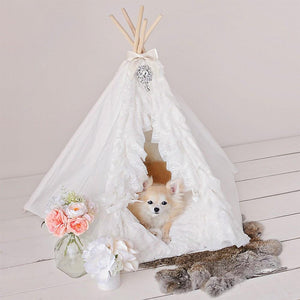 Load image into Gallery viewer, Lullaby Dog Teepee