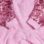Sequin Sleeve Dog Top Exclusive