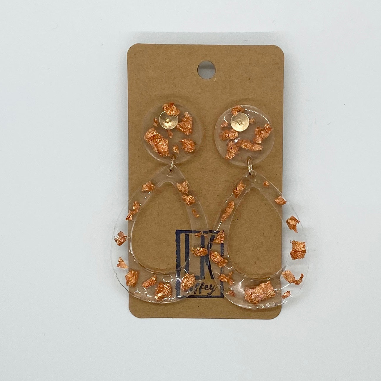 Luxe Waverly - Rose Gold Earrings