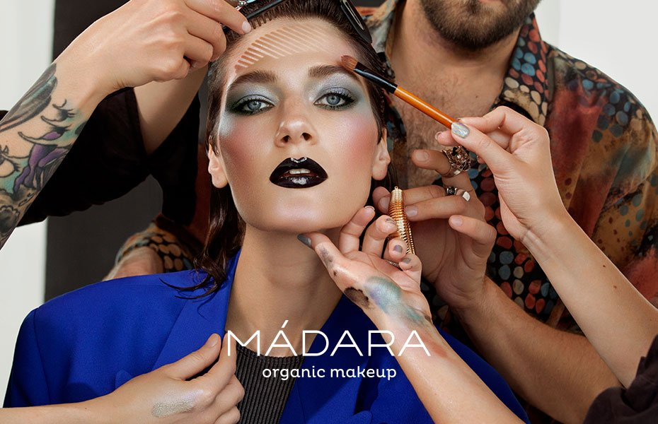 MÁDARA I AM ALL Organic MakeUp