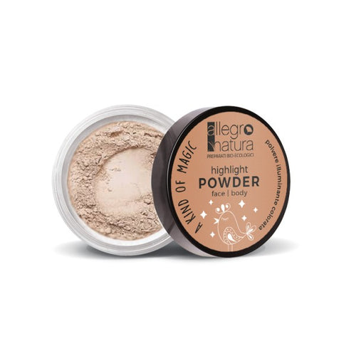 Highlighting Powder Party Champagne