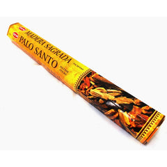 Palo Santo Incense 20 Stick Pack by HEM ~ Reiki-charged