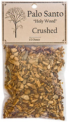 Palo Santo Wood Crushed- 1/2 OZ
