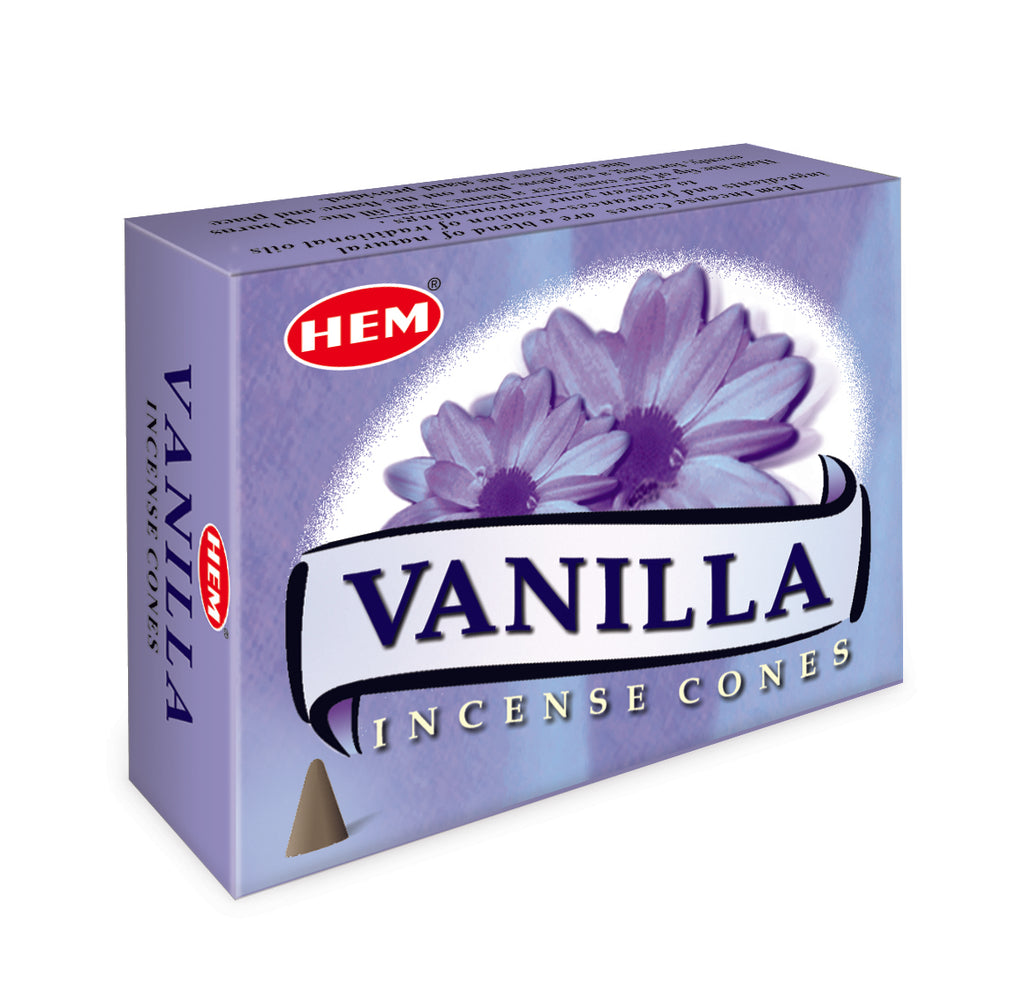 Vanilla Incense by HEM