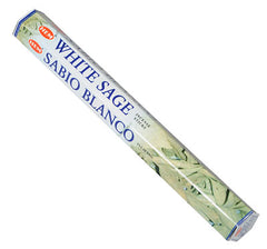 White Sage Incense Sticks by HEM ~ Reiki-charged