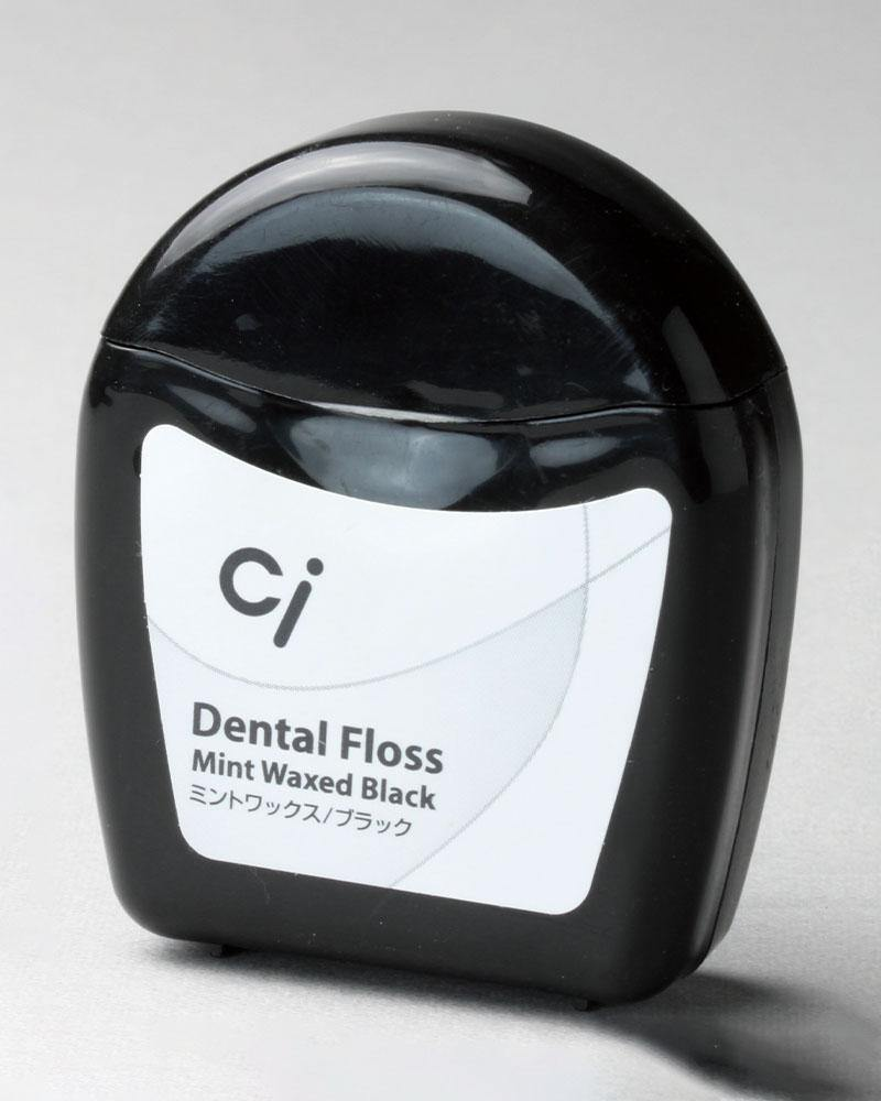 CI NEW FLOSS BLACK (50 M)