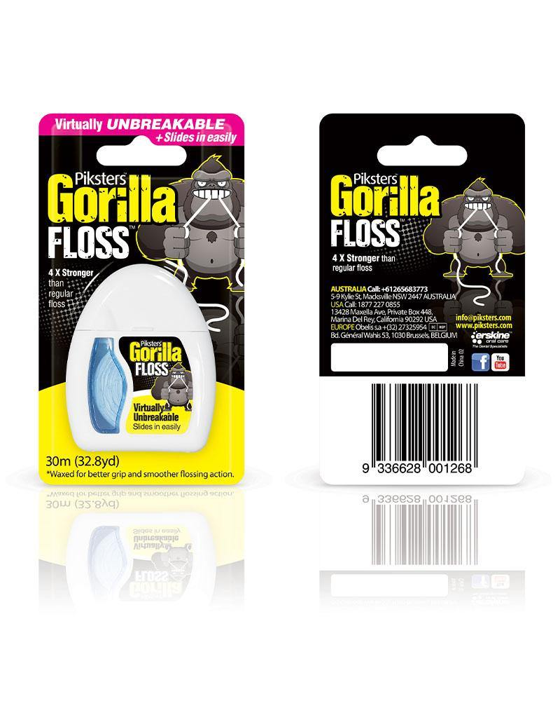 PIKSTERS GORILLA FLOSS
