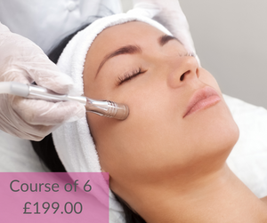 Microdermabrasion Treatment Courses