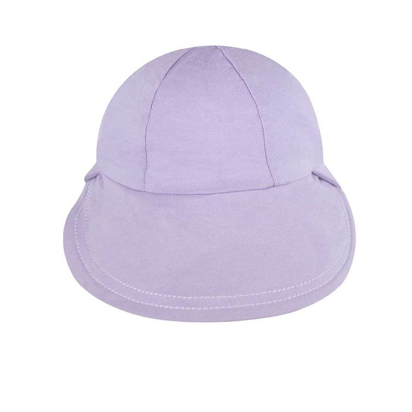 Legionnaire Hat with Strap - Lilac