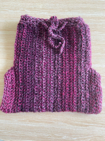 Small Sugar Plum Wool Cover