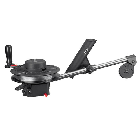 "Scotty 1080 Strongarm 24"" Manual Downrigger w/Rod Holder [1080DPR]"