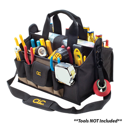 "CLC 1529 16"" Center Tray Tool Bag [1529]"