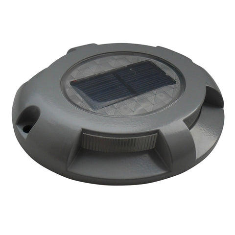 Dock Edge Panoramic Solar Dock Light [96-286-F]