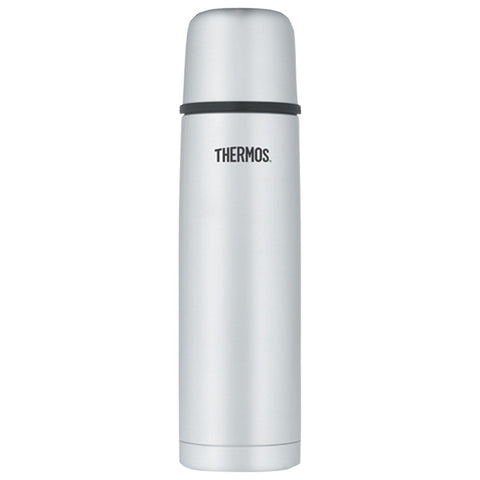 Thermos Stainless Steel, Vacuum Insulated Compact Beverage Bottle - 32 oz. [FBB1000SS4]