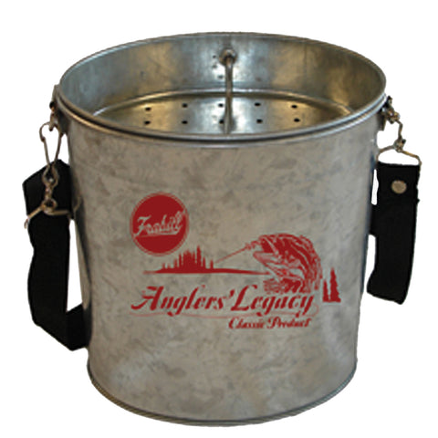Frabill Galvanized Wade Bucket - 2 Quart [1062]