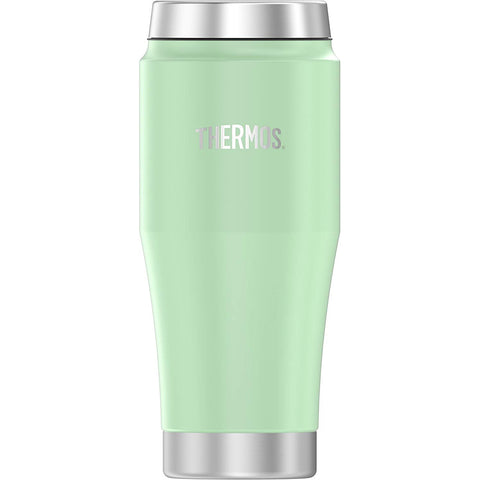 Thermos Vacuum Insulated Stainless Steel Travel Tumbler - 16oz - Frosted Mint [H1018FM4]