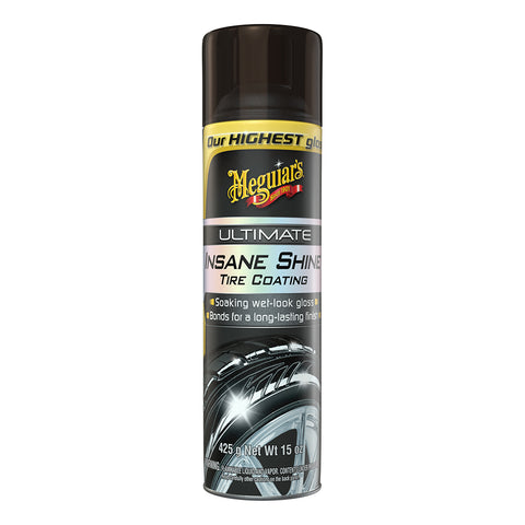 Meguiars Ultimate Insane Shine Tire Coating - 15oz. *Case of 6* [G190315CASE]