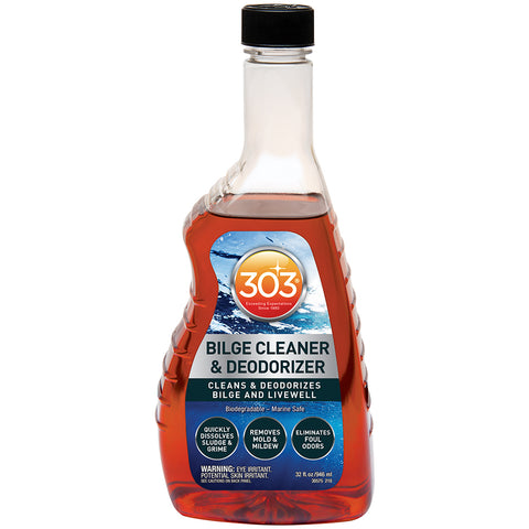 303 Bilge Cleaner  Deodorizer - 32oz [30575]