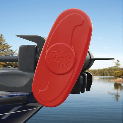 "Taylor Made Trolling Motor Propeller Cover - 2-Blade Cover - 12"" - Red [255]"
