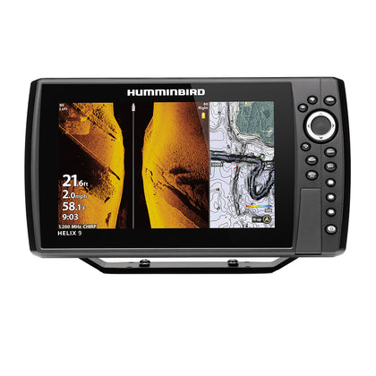 Humminbird HELIX 9 CHIRP MEGA SI Fishfinder/GPS Combo G3N *Display Only [410860-1CHO]
