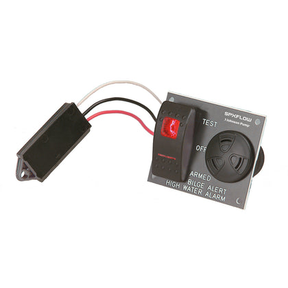 Johnson Pump Bilge Alert High Water Alarm - 12V Ultima [72303-001]