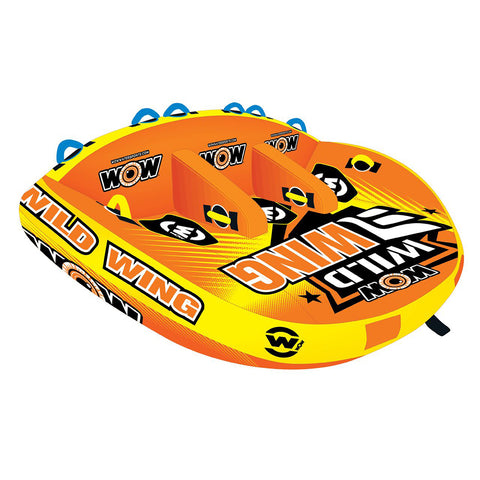 WOW Watersports Wild Wing 3P Towable - 3 Person [18-1130]