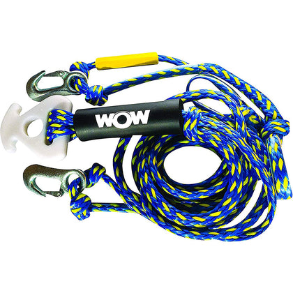 WOW Watersports Heavy Duty Harness w/EZ Connect System [19-5060]