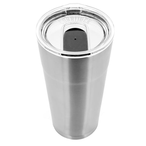 Camco Currituck 20oz Stainless Steel Tumbler w/Slider Lid [51861]